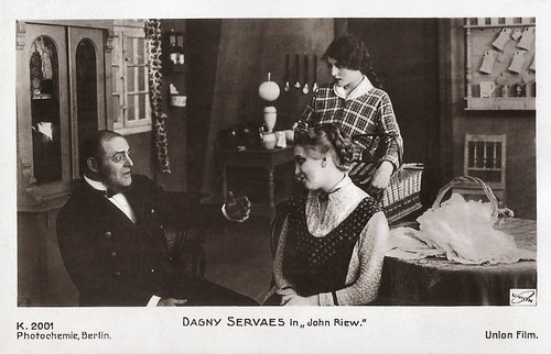 Dagny Servaes in John Riew (1917)