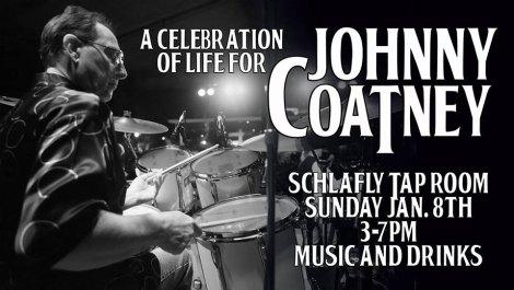 Johnny Coatney Celebration Of Life 1-8-17