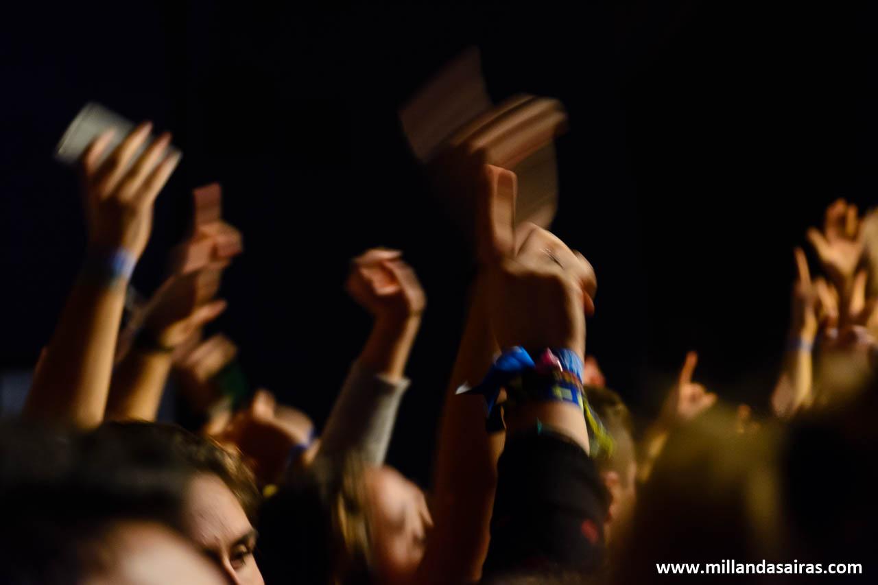 Momentos álgidos del Intro Music Festival