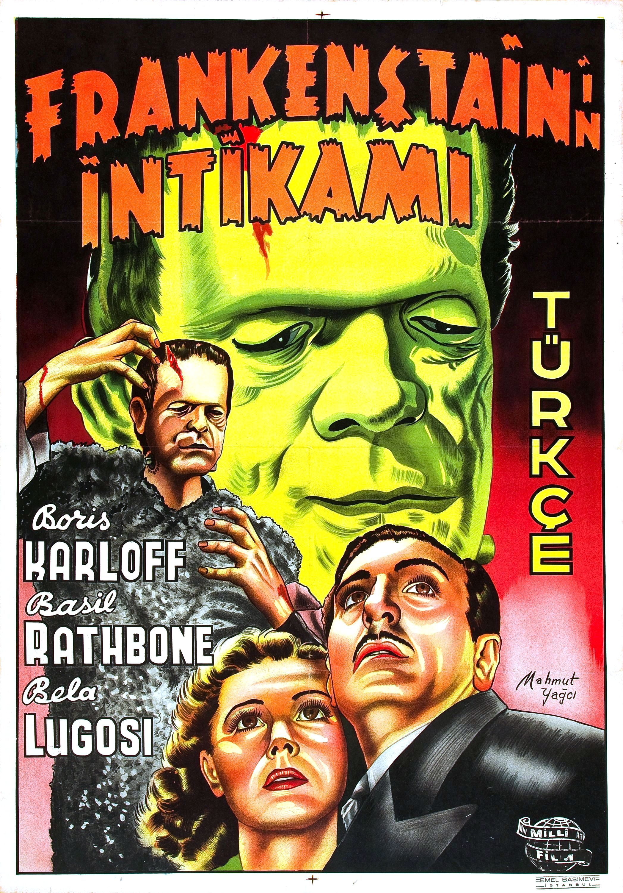 Son of Frankenstein (1939)