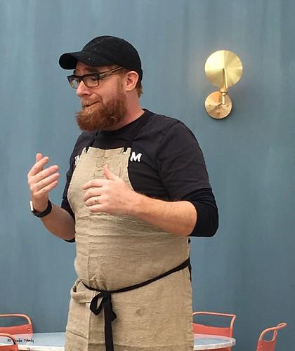Chef Matt Weingarten