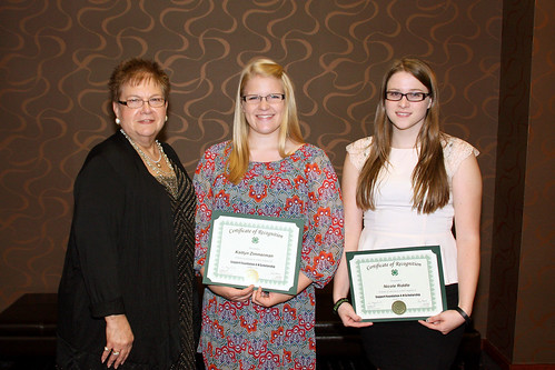 2015 Missouri 4-H Foundation Scholarship and Awards Banquet