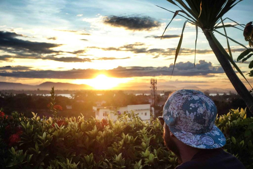 Pakse Hotel Sunset 3