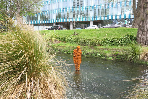 Stay by Antony Gormley