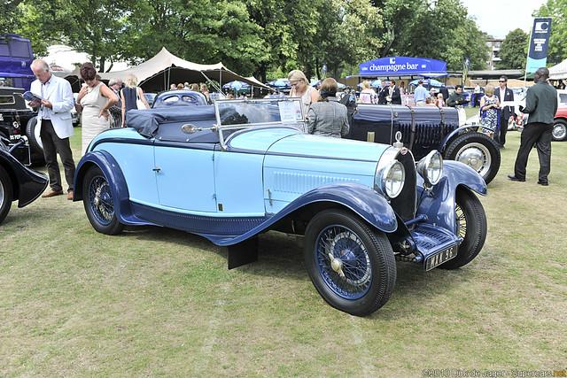 Родстер Bugatti Type 44