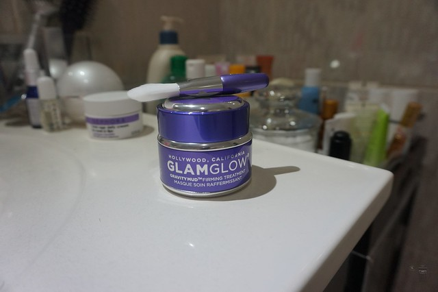 glamglow gravity mud review