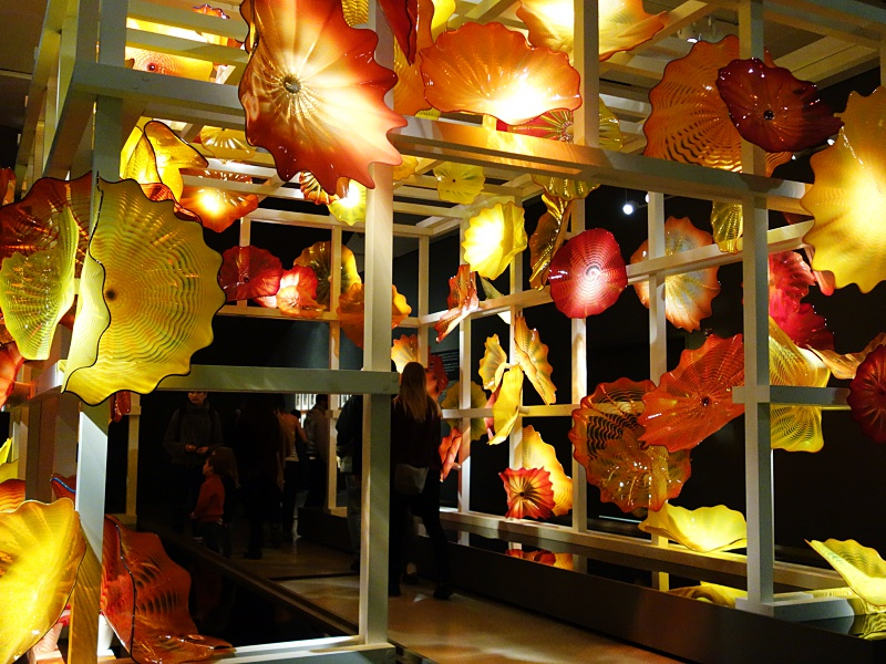 Chihuly at the ROM