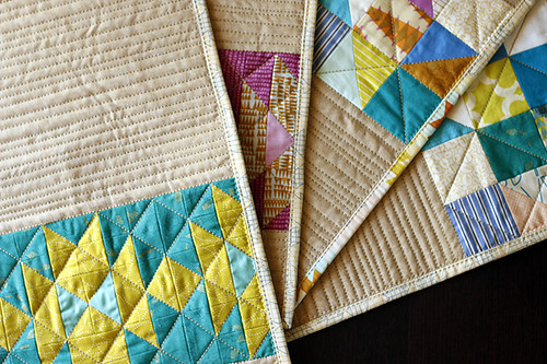 patchwork Placemats