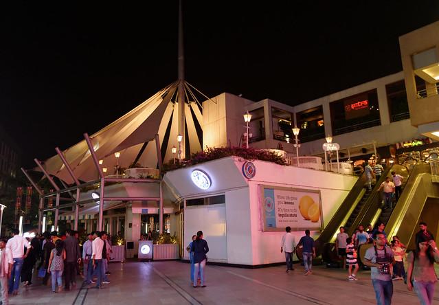 DLF Cyber Hub, Gurgaon