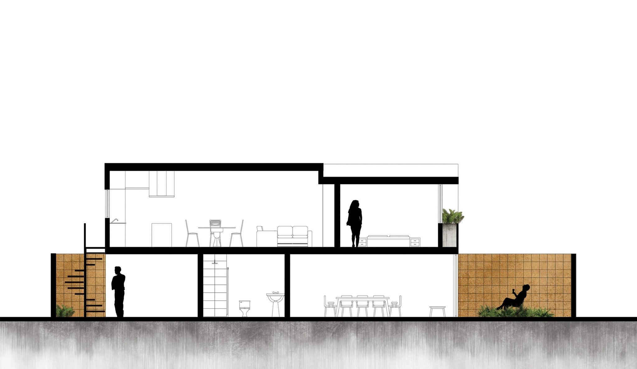 Mexican studio created by Intersticial Arquitectura Sundeno 14