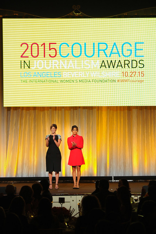 2015 Courage in Journalism Awards: Los Angeles