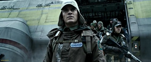 ALIEN COVENANT Xmas Red Band Trailer Screensnap 4