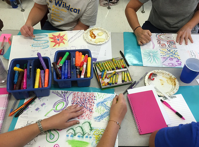 Fall 2016 Art Teacher Workshops
