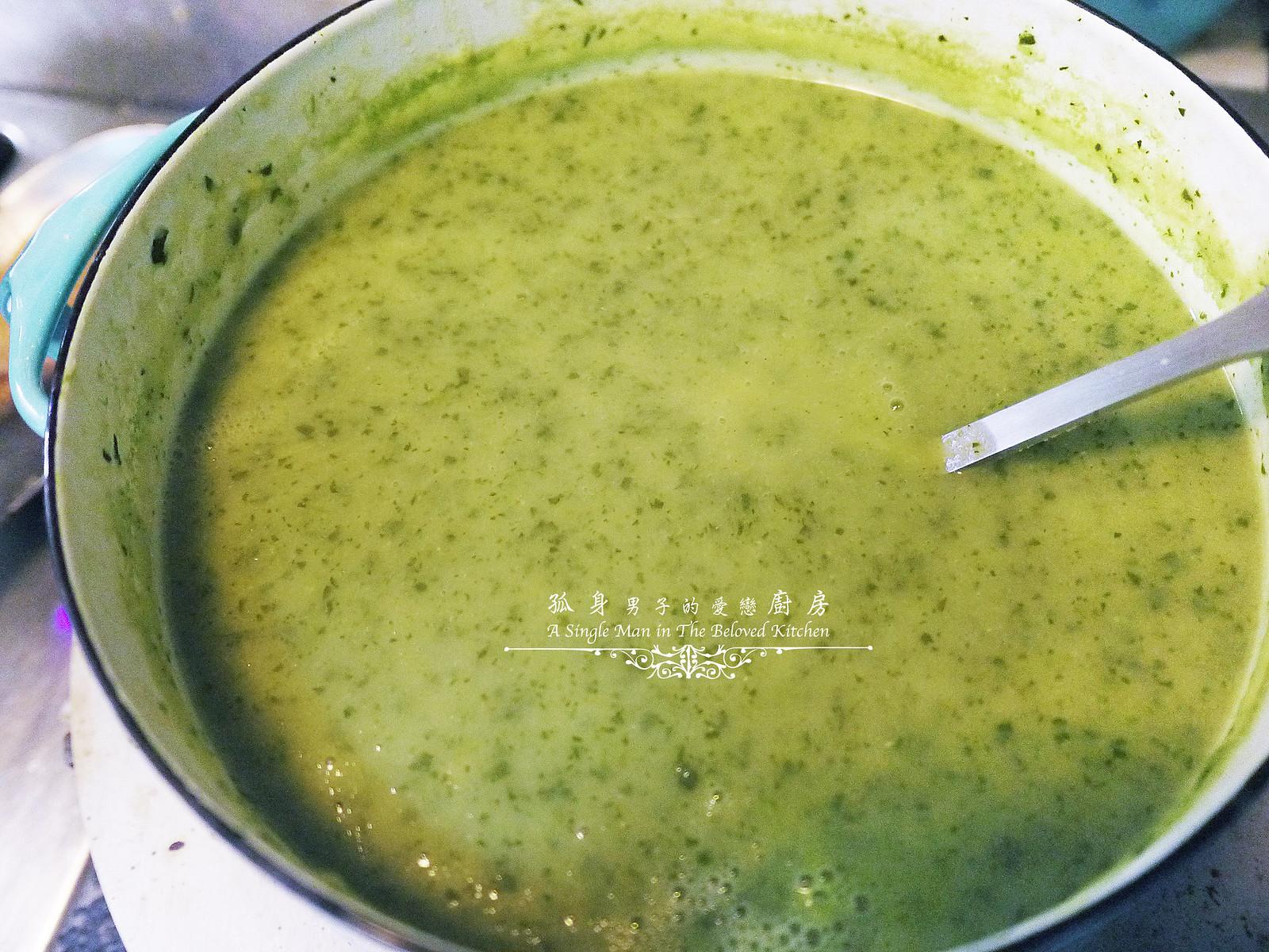 孤身廚房-西洋菜馬鈴薯濃湯29