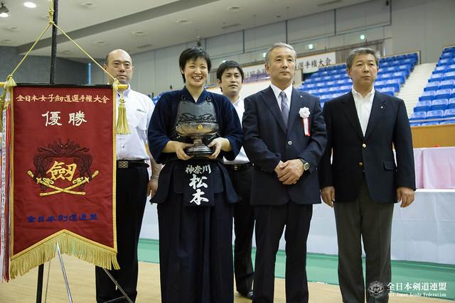 前年度優勝:松本弥月選手
