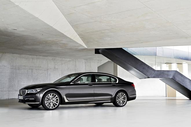 [新聞照片一] BMW大7系列-2016年豪華大型房車級距銷售冠軍