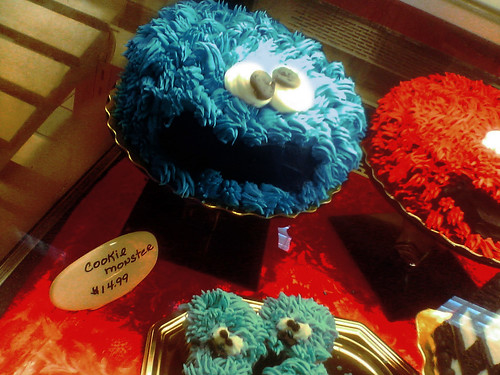 Cookie Monster | by synthesized nirvana