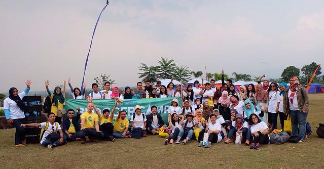 Keseruan Ini Merupakan Kegiatan yang Diadakan oleh Blogger Camp Indonesia untuk Merayakan Hari Blogger Nasional 2015. Pemilik Ide, Tak Lain dan Tak Bukan Adalah Mamah Wiwiek
