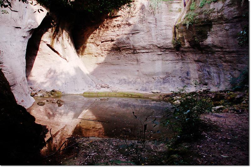 蝙蝠洞瀑布 5