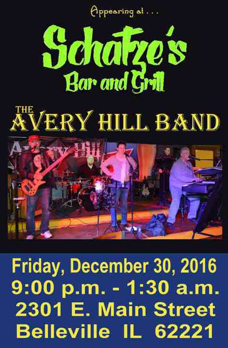 Avery Hill 12-30-16