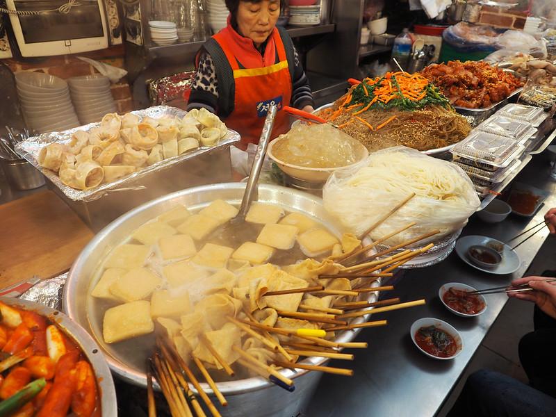 Gwangjang market 7