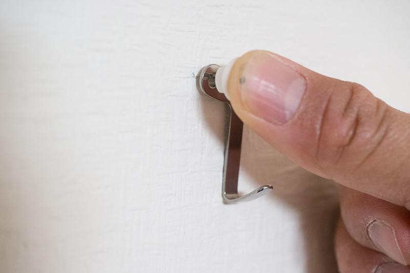 石膏ボード壁専用フック-16