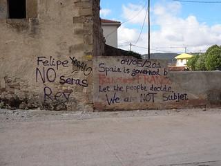 Felipe is not the King