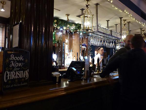 une bière au pub