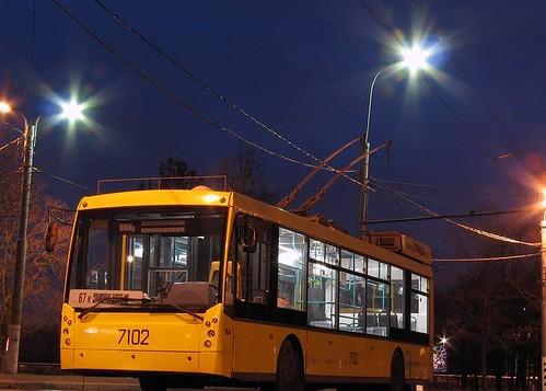 Изменения в ночном транспорте.