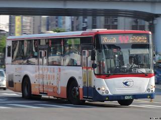 中興巴士 605快速 526-FL 20130905