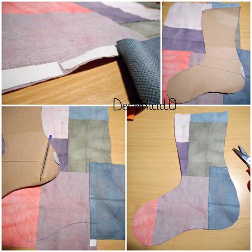 calza Befana di acchiappa-colore 2
