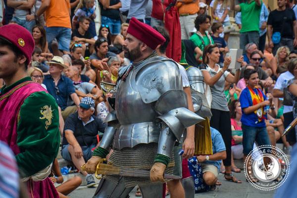 Palio Parade Siena Tuscany