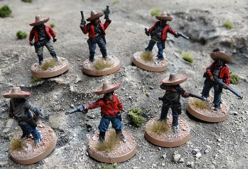 Dead Mans Hand - Mexikaner