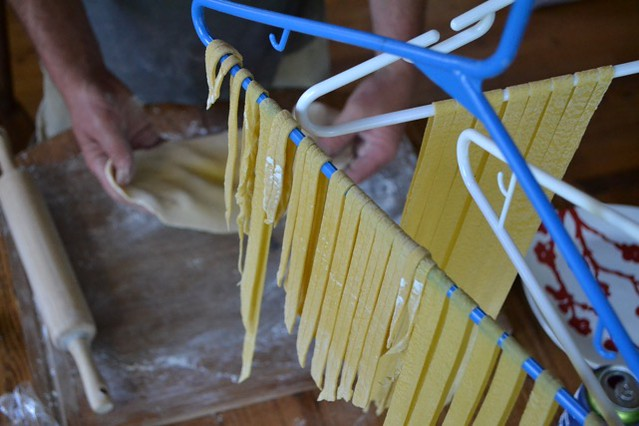 Fresh Pasta Making Day