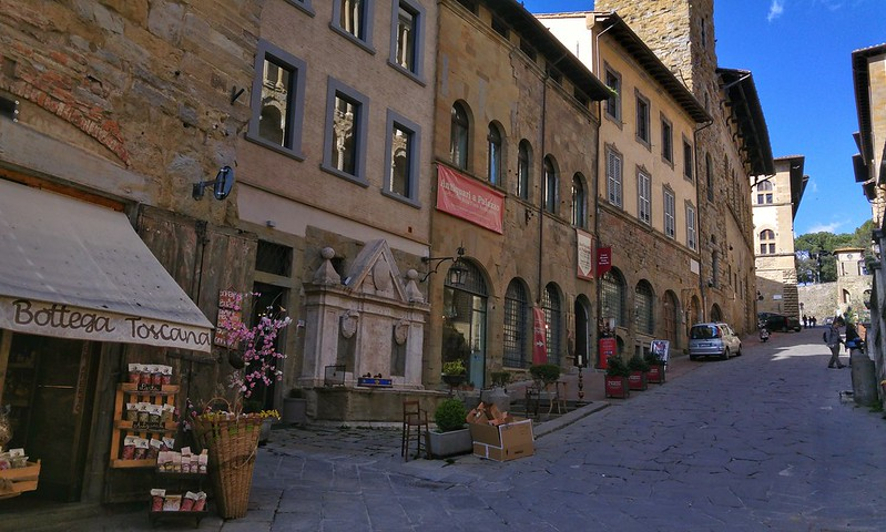 Why Life in Arezzo Really is Beautiful