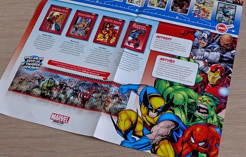 Superbohaterowie Marvela 01 Spider-man 03