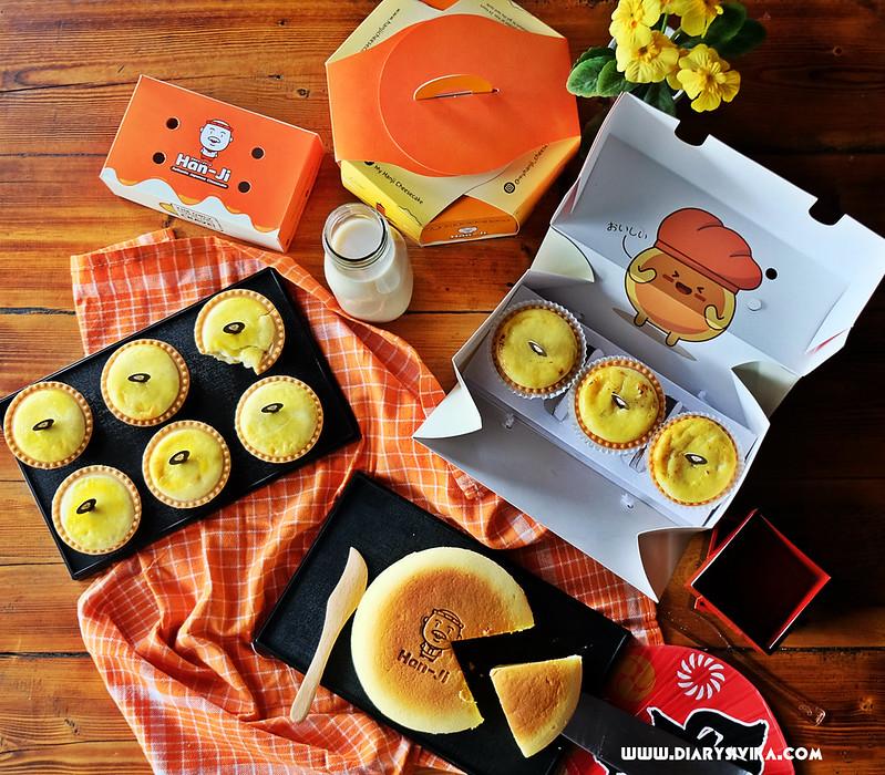 hanji cheesecake