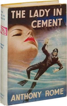 Lady in Cement - Book Cover 2