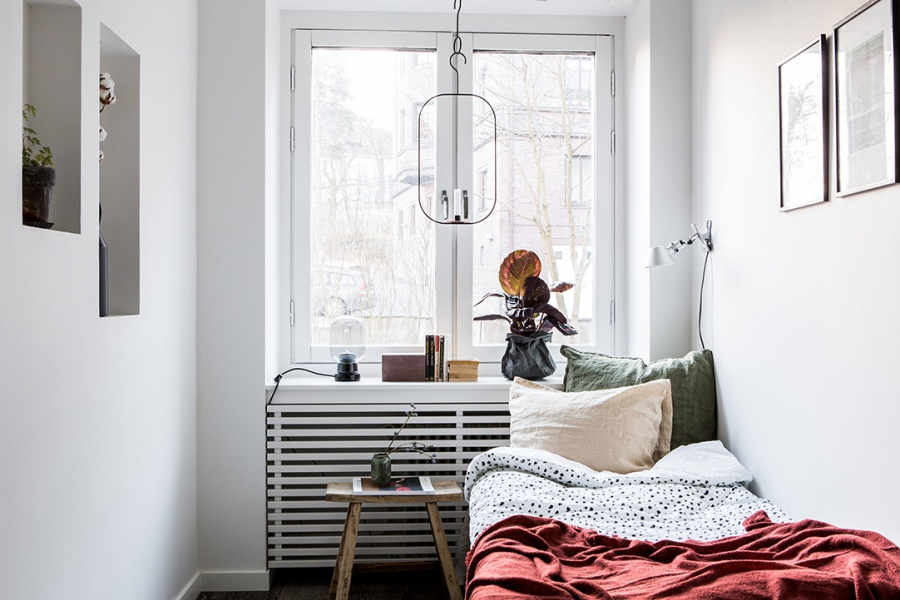 Stylish Swedish Apartment