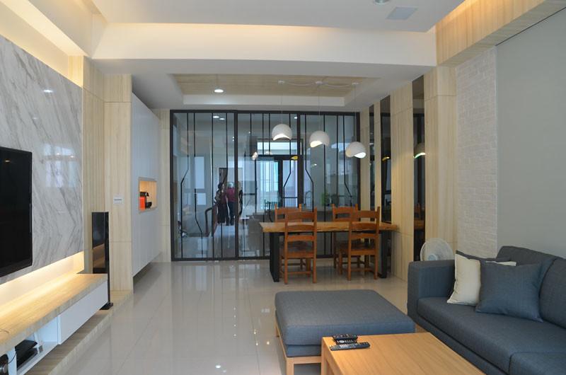 室內設計作品-藏玉-李公館