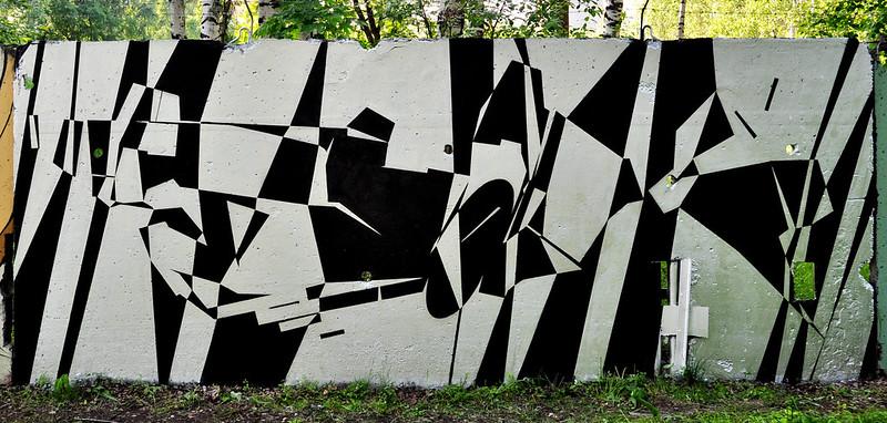2011 жко - черный и хром