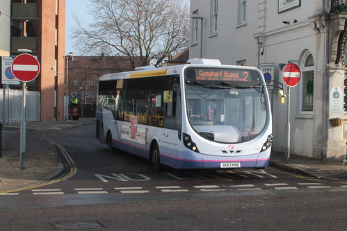 First Hampshire & Dorset 47432 SK63KND
