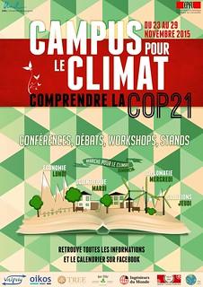 Affiche COP21