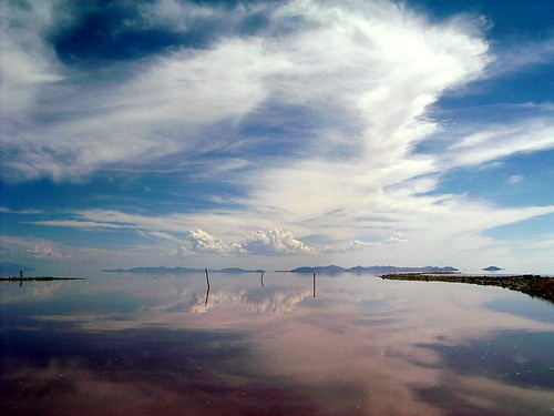 Sky reflections | by Great Salt Lake Images