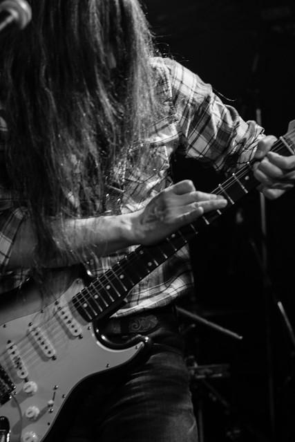 O.E. Gallagher live at Outbreak, Tokyo, 23 Dec 2016 -00221