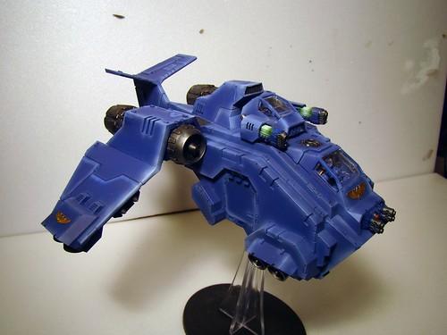 WH40K - Ultramarines Stormraven
