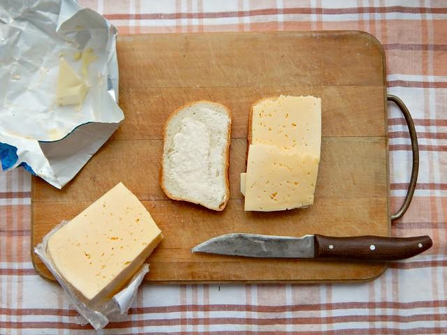 Закрытые бутерброды (сандвичи) по рецепту из Книги о вкусной и здоровой пищи | HoroshoGromko.ru