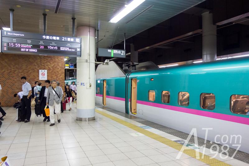 JR Ueno Station