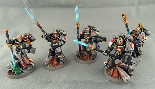 WH40K - Grey Knights