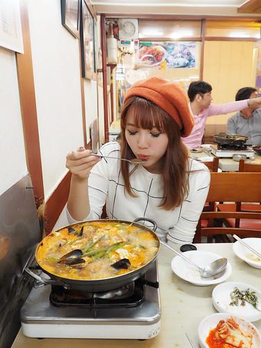 MD Eomeonijip Seafood stew 5